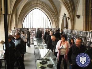 """Expoziţia """"Numitorul Comun: Moartea"""" la Praga, 2010"""