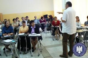 Curs de formare pentru profesori, Bucureşti, 2010
