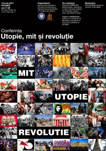 Conferinţa Utopie, mit şi revoluţie, 2011