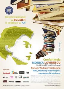 """Conferinţa """"Viaţa, moartea şi viaţa de apoi a comunismului românesc"""", 2011"""