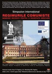 diţia a VII-a a Simpozionului Internaţional de la Făgăraş - Sâmbăta de Sus, august 2012