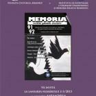 Revista Memoria nr 91-92