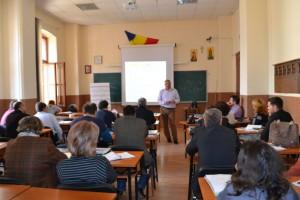 Cursuri de formare pentru profesori, Suceava, aprilie 2015