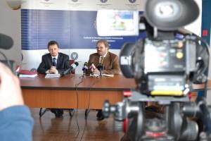 Conferinţă de presă sesizare penală Tilici-Fizula-Sârbu