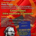Comunismul, între memorie şi amnezie
