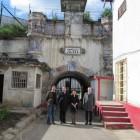 Vizita reprezentanţilor IPN la Fortul 13 Jilava, aprilie 2015