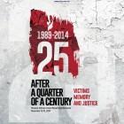 Conferința internaţională  După un sfert de veac (1989-2014). Victime, memorie şi justiție, noiembrie 2014