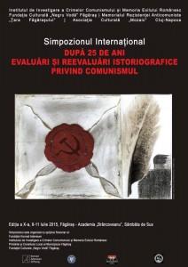 Simpozionul Internaţional de la Făgăraş, iulie 2015