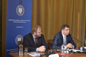 Conferinţa internaţională Justice in Communist and Post-communist Regimes, octombrie 2015