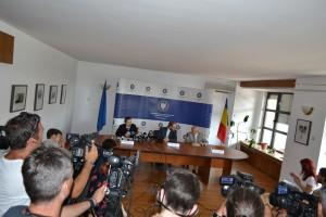 Conferinţă de presă sesizare penală Constantin Istrate, iulie 2014