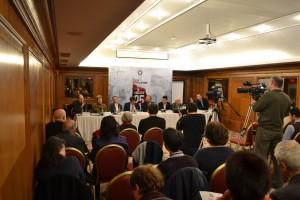 """Dezbaterea """"După 25 de ani. Cum privim azi trecutul?"""", organizată de IICCMER, în parteneriat cu Fundația Konrad Adenauer, Bucureşti, decembrie 2014"""