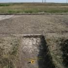 Cercetări arheologice în fosta colonie de muncă forțată din perioada comunistă de la Nazarcea/Galeșu (com. Poarta Albă), septembrie 2014