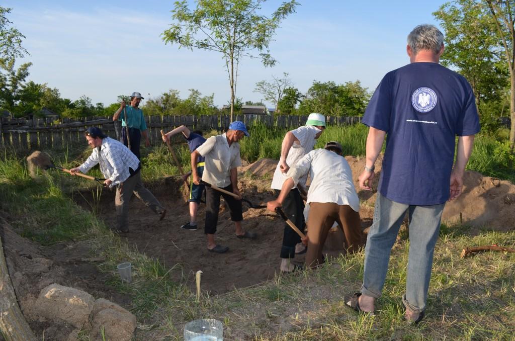 IICCMER - IICCMER continuă investigaţiile arheologice ...