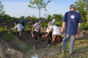 Campanie de investigaţii arheologice în localitatea Periprava, com. C.A. Rosetti, jud. Tulcea, mai-iunie 2015