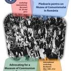 Workshop internaţional Pledoarie pentru un Muzeu al Comunismului în România, mai 2015