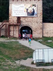 Expoziţia Corneliu Coposu, un învingător, în Cetatea Râşnov, august 2014