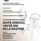 Centenar Ghiţă Ionescu