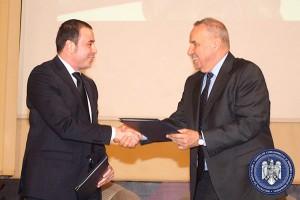 Parteneriat ICCMER ICR, ianuarie 2013