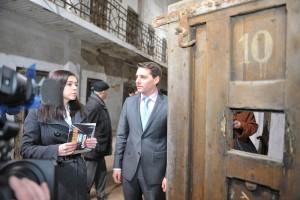Vizita Principelui Nicolae la Memorialul Râmnicu Sărat_foto Daniel Angelescu