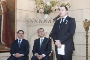 Seara memoriei la Palatul Elisabeta, discurs Andrei Muraru, martie 2013
