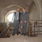Vizita ESA Republicii Cehe în România la fosta închisoare de la Râmnicu Sărat, septembrie 2013