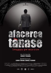 """Lansarea filmului documentar """"Afacerea Tănase. Leapșa pe murite"""", în regia lui Ionuț Teianu, 14 octombrie 2013, Bucureşti"""
