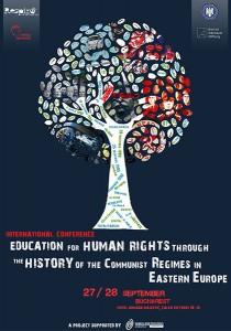 """Conferinţa Internaţională """"Cum predăm istoria comunismului în Europa de Est?"""", septembrie 2012, Bucureşti"""