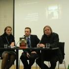 """Conferinţă şi proiecţie de film """"Experienţe carcerale în România comunistă"""", octombrie 2012"""