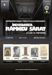"""Conferința """"Reprezentarea trecutului comunist. Închisoarea Râmnicu Sărat ca loc al memoriei"""", iulie 2012, Bucureşti"""