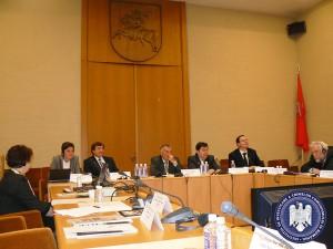 """Workshop-ul """"Platforma conştiinţei şi memoriei europene"""", Praga, 10-11 noiembrie 2008"""