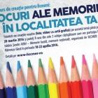 """Concurs de creatie """"Locuri_ale_memoriei"""", 2016"""