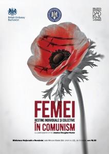 Conferinţa Femei în comunism, 2016