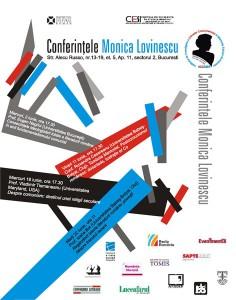 """Conferinţele """"Monica Lovinescu"""", 2010"""
