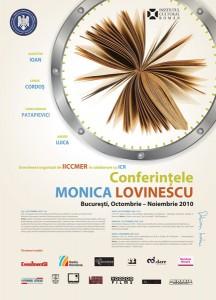Conferinţele Monica Lovinescu, 2010