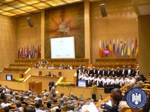 "Conferinţa Internaţională ""Fall of the Berlin Wall: from Budapest to Vilnius"", 2008"