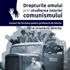 Cursuri de formare, Bistriţa, 2014