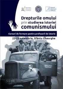 Cursuri de formare, Sfântu Gheorghe, 2014