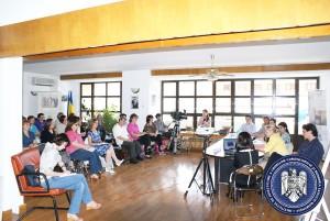 Proiectul educaţional Drepturile Omului, 2011
