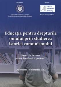 Cursuri de formare, Timişoara, 2012