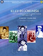 """Concurs """"Elev în comunism"""""""
