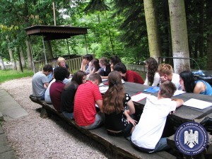 Şcoala de vară, Făgăraş-Sâmbăta de Sus, 2009