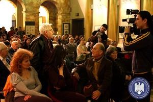 Lansare de carte, ICR, 2008