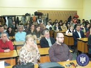 Lansare de carte, Timişoara, 2008