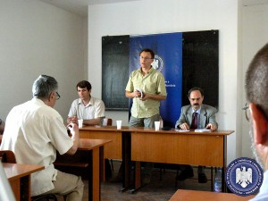 """Lansarea volumului """"Iuda"""", 2008"""