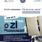 """Concurs """"O zi in comunism: file de jurnal «secret»"""", 2014"""