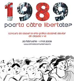"""Concursul """"1989, poarta către Libertate?"""", 2009"""