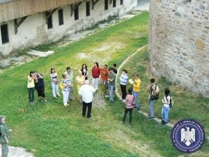 Şcoala de vară, Făgăraş-Sâmbăta de Sus, 2008