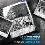 """Concurs """"Ce a însemnat comunismul pentru familia ta"""", aprilie 2016"""