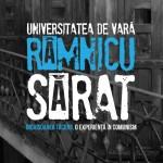 Poster Universitatea de Vară Râmnicu Sărat, august 2016