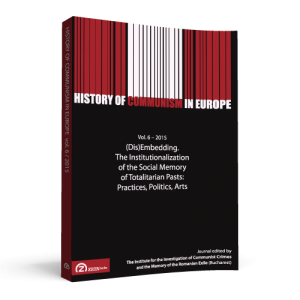 History of Communism in Europe, vol. 6/ 2015